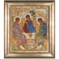 Набор для вышивания Святая Троица, канва Aida 18 ct