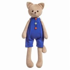Набор для изготовления кукол и мягких игрушек Котёнок Василёк