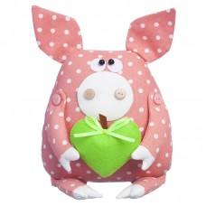 Набор для изготовления кукол и мягких игрушек Поросёнок Лаврик