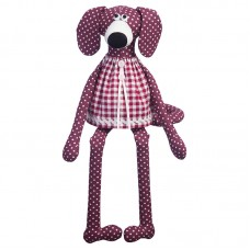Набор для изготовления кукол и мягких игрушек Собачка Вишенка