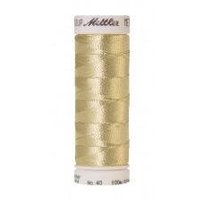 Нить вышивальная металлик, METALLIC, 100 м