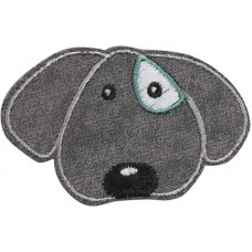 Термоаппликация Собака