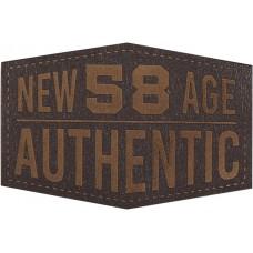 Термоаппликация Новый 58 Age Authentic
