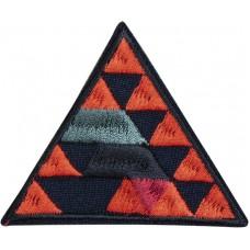 Термоаппликация Треугольники