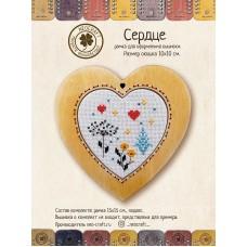 Рамка для вышивки Сердце
