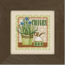 Набор для вышивания бисером Зеленый лук