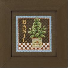 Набор для вышивания бисером Базилик