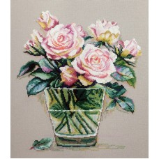 Набор для вышивания Аромат роз
