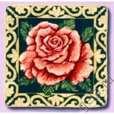 NP Набор для вышивания, подушка Роза