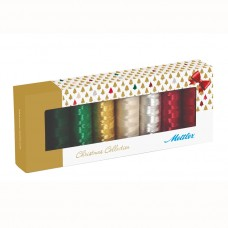 Набор с нитками Poly Sheen  в подарочной упаковке, 8 катушек