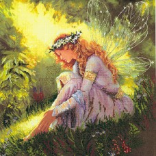 ECX Набор для вышивания Сад мечты