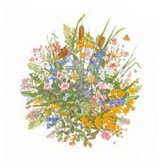 Набор для вышивания Цветы у воды