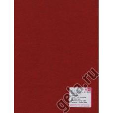 Лист фетра, 100% полиэстр, 30 х 45см х 2 мм/350г/м2, красный