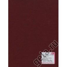 Лист фетра, 100% полиэстр, 30 х 45см х 2 мм/350г/м2, бордо