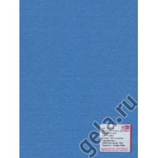 Лист фетра, 100% полиэстр, 30 х 45см х 2 мм/350г/м2, голубой