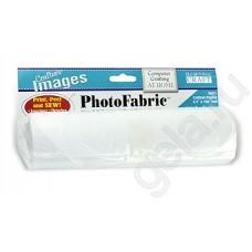 Ткань для печати рисунка Photo Fabric,21 x 304 см, 1 рулон