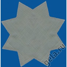 Форма для обвязывания крючком Звезда