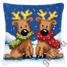 Подушка На праздник, набор для вышивания (1200/928)
