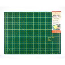 Мат для раскройного ножа двусторонний, макси,  609 мм x 457 мм, 24 x 18