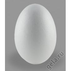 Форма из пенопласта для хобби Яйцо, длина 80 мм