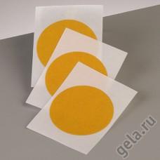 Двухстронний клеевой круг для микробисера, блесток, 3 шт