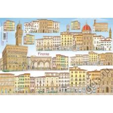 Бумага рисовая Флоренция