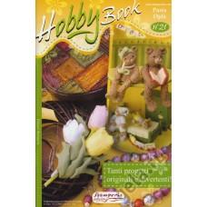 Журнал Hobby Book, оригинальные, веселые проэкты