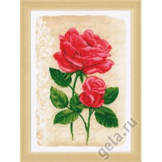 Набор для вышивания Розы любви