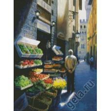 CX Набор для вышивания По улочкам Флоренции