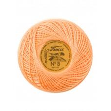 Мулине Finca Perle(Жемчужное), №8, однотонный цвет 1307