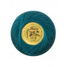 Мулине Finca Perle(Жемчужное), №8, однотонный цвет 3670