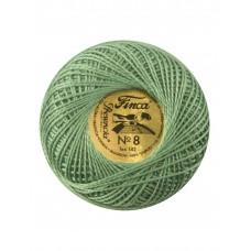 Мулине Finca Perle(Жемчужное), №8, однотонный цвет 4228
