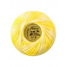 Мулине Finca Perle(Жемчужное), №8, мультиколорный цвет 9025