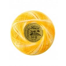 Мулине Finca Perle(Жемчужное), №8, мультиколорный цвет 9060