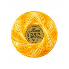 Мулине Finca Perle(Жемчужное), №8, мультиколорный цвет 9100