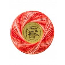 Мулине Finca Perle(Жемчужное), №8, мультиколорный цвет 9250