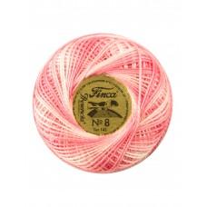 Мулине Finca Perle(Жемчужное), №8, мультиколорный цвет 9335