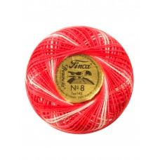 Мулине Finca Perle(Жемчужное), №8, мультиколорный цвет 9350