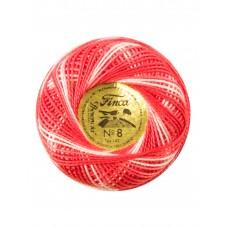 Мулине Finca Perle(Жемчужное), №8, мультиколорный цвет 9395