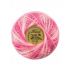 Мулине Finca Perle(Жемчужное), №8, мультиколорный цвет 9415