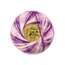 Мулине Finca Perle(Жемчужное), №8, мультиколорный цвет 9480