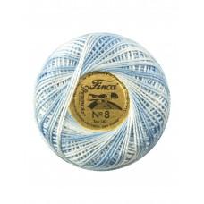 Мулине Finca Perle(Жемчужное), №8, мультиколорный цвет 9630
