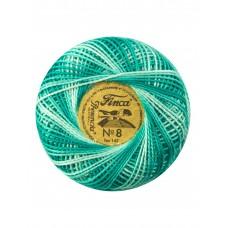 Мулине Finca Perle(Жемчужное), №8, мультиколорный цвет 9785