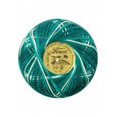 Мулине Finca Perle(Жемчужное), №8, мультиколорный цвет 9800