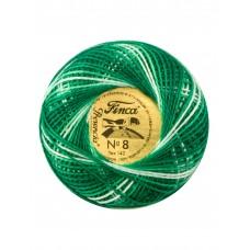 Мулине Finca Perle(Жемчужное), №8, мультиколорный цвет 9840
