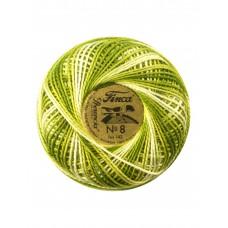 Мулине Finca Perle(Жемчужное), №8, мультиколорный цвет 9865