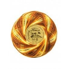 Мулине Finca Perle(Жемчужное), №8, мультиколорный цвет 9910