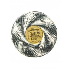Мулине Finca Perle(Жемчужное), №8, мультиколорный цвет 9985