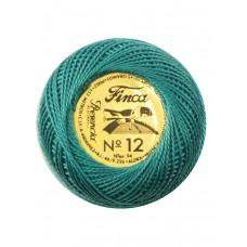Мулине Finca Perle(Жемчужное), №12,однотонный цвет 3664