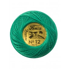 Мулине Finca Perle(Жемчужное), №12,однотонный цвет 4074